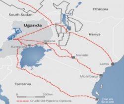 Alors que l'Ouganda est plus proche du Kenya que de la Tanzanie, c'est cette dernière qui a été choisie pour exporter le futur pétrole ougandais