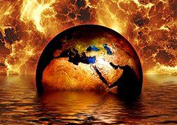 L'air (climat), l'eau, la terre et le feu (énergie), 4 éléments qui esquissent les principaux défis géopolitiques de l'humanité au XXIe siècle