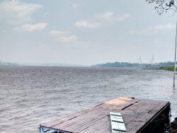 Vue du nouveau Corridor de Brazzaville, non orienté vers Kinshasa