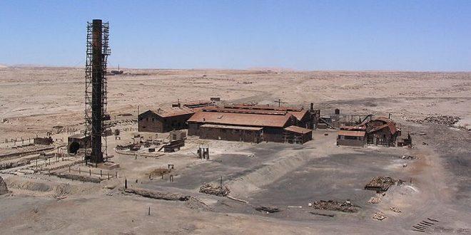 La concurrence minière des Grandes Puissances dans le désert d'Atacama au tournant du XXe siècle