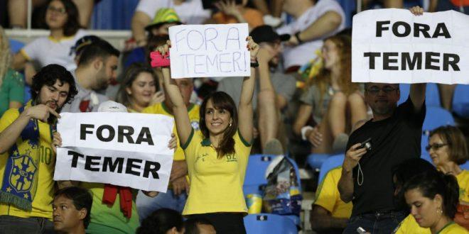 Des JO de Rio guère géopolitiques