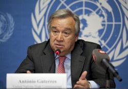 Antonion Guterres, ancien Haut-commissaire aux Nations-Unies pour les réfugiés, devrait prendre la tête de l'organisation au 1er janvier 2017.