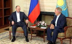 Puissance pour l'instant stable, le Kazakhstan le doit en partie à la politique étrangère et économique menée par son président, Nazarbaïev.