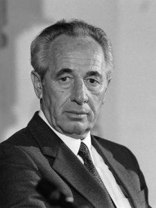 Shimon Peres était le dernier père fondateur d'Israël encore en vie