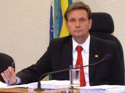 Le nouveau maire de Rio de Janeiro, l'évangéliste Marcelo Crivella