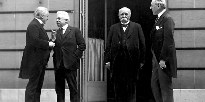 Le traité de Versailles (1919), le tournant d'une paix manquée ? (1/2)