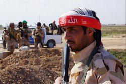 L'armée irakienne et les Unités de Mobilisation politique en manœuvres dans la province de Salah ad-Din (Avril 2015)