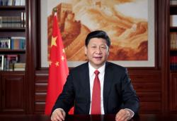 Le président chinois Xi Jinping s'est rendu en Europe de l'est en juin 2016.