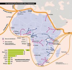 One belt one road et investissements portuaires chinois en afrique de l est kevin merigot - Le plus grand port en afrique ...