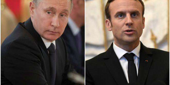 Emmanuel Macron et Vladimir Poutine, est-ce que ça peut marcher?