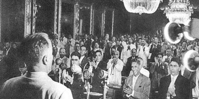25 juillet 1957 : Proclamation de la République tunisienne