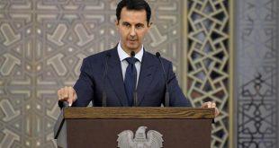 Bachar el-Assad annonce la reconstruction de la Syrie