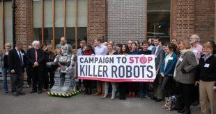 Les robots tueurs, la prochaine révolution militaire permise par l'ONU