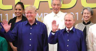 Donald Trump est revenu à une position protectionniste lors du Sommet de l'Apec.
