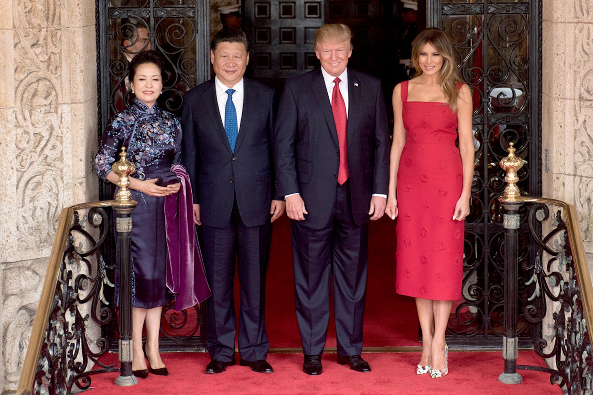 Donald Trump souhaite convaincre Xi Jinping d'adopter une attitude plus ferme face à la Corée du Nord.