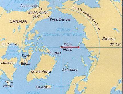 Géopolitique des Glaces : les Frontières Russes du Grand Nord – Mathilde Andriot