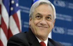 Le président chilien Sebastián Piñera est en première ligne de l'initiative Prosur