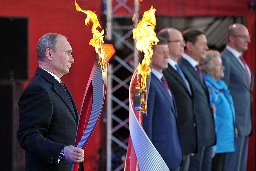 Suite au scandale du dopage, les sportifs russes ne pourront participer aux Jeux olympiques de 2018 que sous le drapeau neutre.