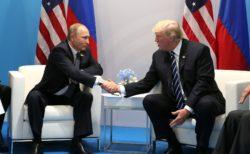 Vladimir Poutine a remercié Donald Trump.