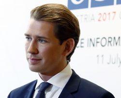 Sebastian Kurz, chef ÖVP