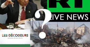 """L'émergence de """"fake news"""" bouleverse le jeu diplomatique établi"""