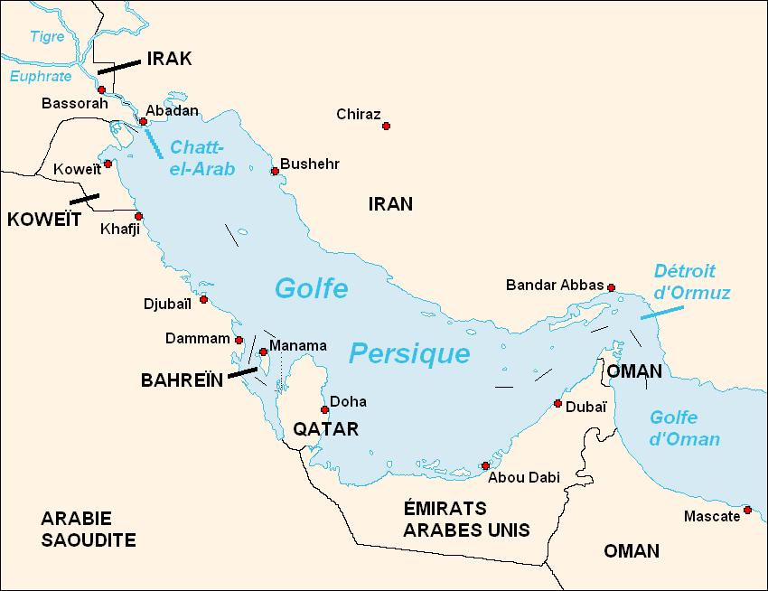 Carte Qatar Arabie Saoudite.Retrospective 2017 La Crise Entre L Arabie Saoudite Et Le