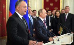 Depuis son arrivée au pouvoir en 2016, le président Igor Dodon est confronté au Parti démocratique proeuropéen qui détient la majorité dans le Parlement.