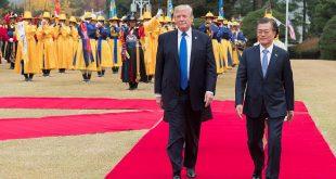 Donald Trump et Moon Jae-in ont des approches opposées sur le dossier nord-coréen.