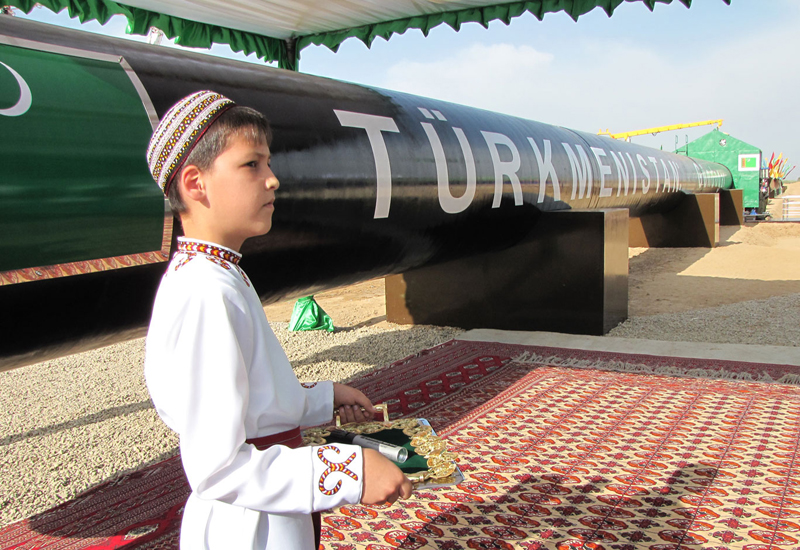 Le Turkménistan dispose de gisements de gaz naturel parmi les plus grands au monde.