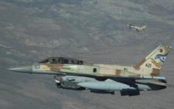 F-16 israélien