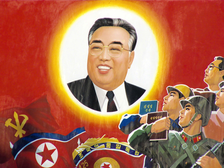 L'idéologie nord-coréenne Juche, au-delà du communisme