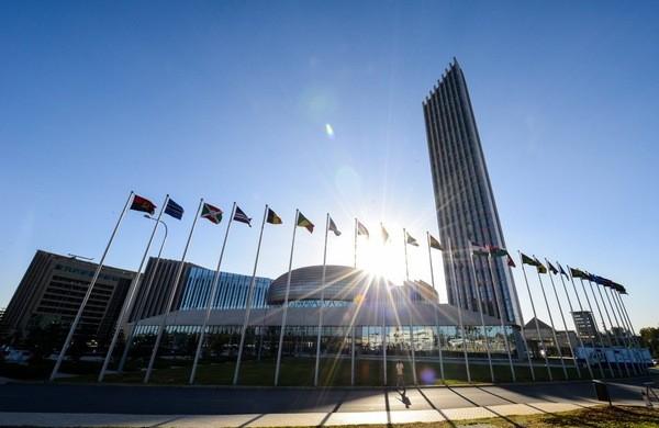 Le Tchad a présidé l'UA en 2017.Union-africaine-les-yeux-du-monde