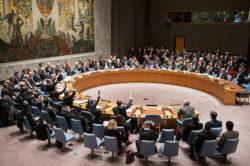 Recours au véto au Conseil de sécurité de l'ONU