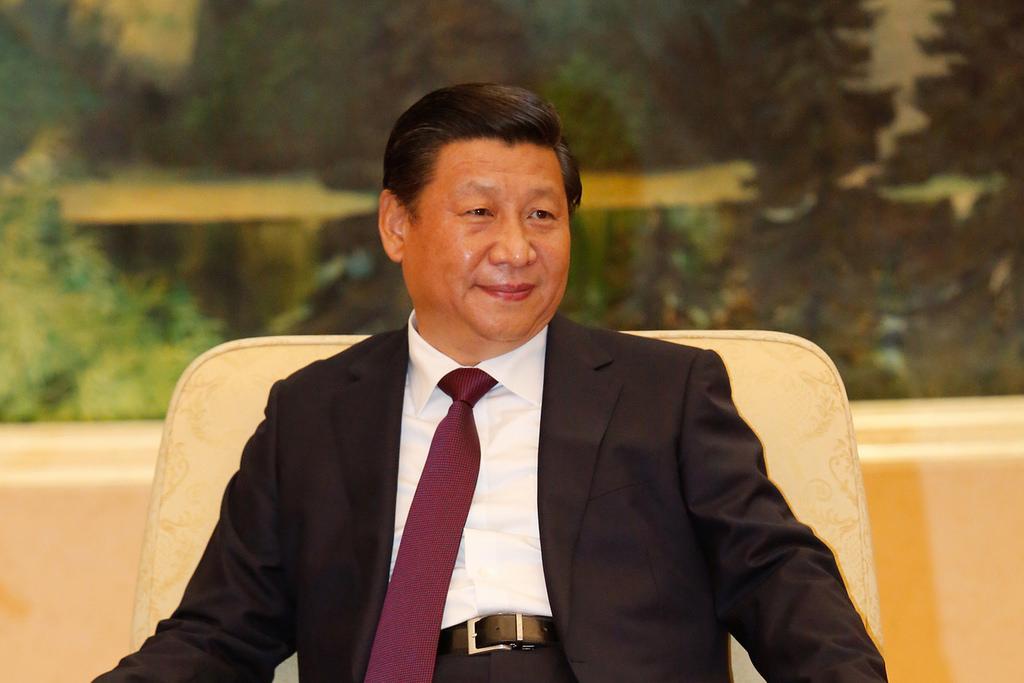 Xi Jinping, leader chinois depuis 2012.