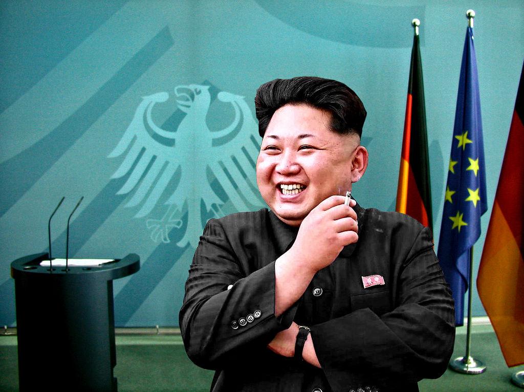 Kim Jong-un a rencontré une délégation sud-coréenne.