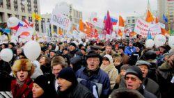 L'élection présidentielle 2018 en Russsie se déroule dans un contexte politique complexe et une partie de la société civile russe cherche des alternatives auprès de l'opposition politique.