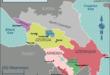Mai 1918, les premières indépendances caucasiennes