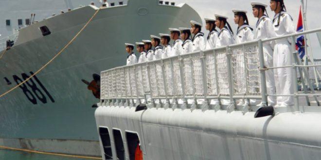La Chine Bleue dans l'Asie post-américaine – Hugo Decis