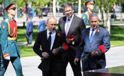 Le premier ministre israélien rend des visites en Russie avec une fréquence remarquable.