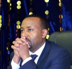 Abiy Ahmed, Premier ministre de l'Ethiopie