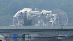 Une église détruite à l'explosif à Wenzhou
