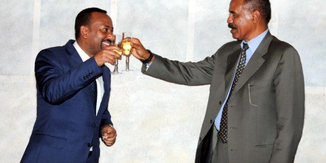 Éthiopie-Érythrée: un nouvel ordre régional en Corne d'Afrique?