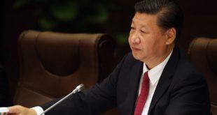Xi Jinping le président chinois en visite au Sénégal.
