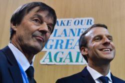 Démission de Nicolas Hulot, symbole de l'engagement écologique limité du gouvernement