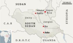 L'illusion de la paix au Soudan du Sud 1/2
