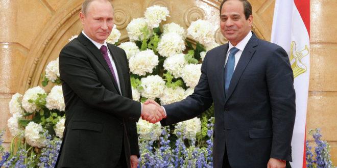 Le discret jeu politique de l'Egypte : entre répression intérieure et diplomatie habile
