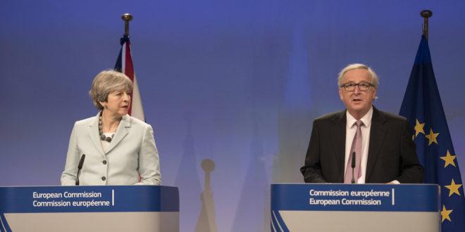 Brexit : «La négociation du côté britannique a été bien menée»