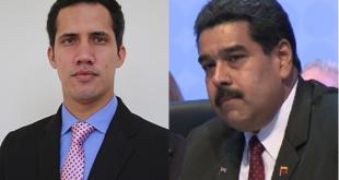 Guaido et Maduro en lutte pour le pouvoir au Venezuela
