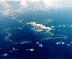 Île de Diego Garcia, base militaire américaine