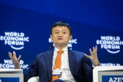 Jack Ma, fondateur d'Ali Baba, le groupe qui a développé Xuexi Qiangguo.